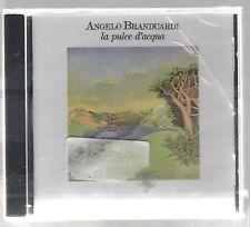 ANGELO BRANDUARDI LA PULCE D'ACQUA  CD SIGILLATO!!