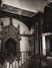 1922 Vintage SPAIN Ecija Palace de Penaflor Interior Architecture Art HIELSCHER