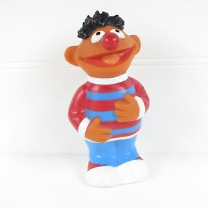 Details about  /Sesame Street Bert and Ernie Baseball PVC Figure lot 2 pcs