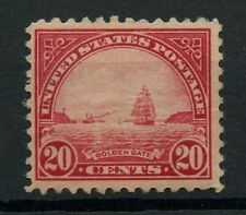 USA 1923 Scott #567 20c MH * Perf 11