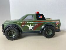 Vintage G.I. Joe Pickup Military Police truck 1991 Tonka WORKS