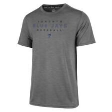 Men's Toronto Blue Jays '47 Forward Microlite Shade Grey Baseball T Shirt XL