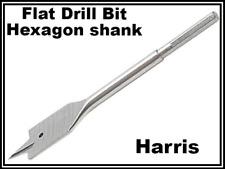 17 mm MACHINE WOOD FLAT DRILL BIT SPADE HEXAGONAL SHANK