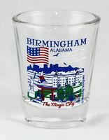 BIRMINGHAM ALABAMA GREAT AMERICAN CITIES COLLECTION SHOT GLASS SHOTGLASS