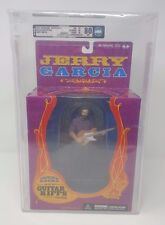 2001 JERRY GARCIA MCFARLANE TOYS SUPER STAGE DLX BOX EDT AFA UNCIRCULATED U80NM!