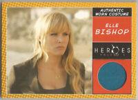 Heroes Volume 2 Two ~ ELLE BISHOP Costume/Wardobe Card (Kristen Bell) Blouse