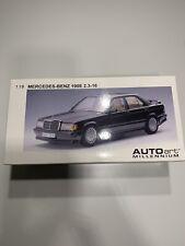 1:18 AUTOart Mercedes 190 E 2,3-16V WNEU W201 Black Cosworth DTM Legende