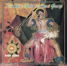 REWASESE Entertainment Group CD Mana Island Fiji - Tribal