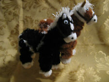 Yarn Horse Marionette Puppet