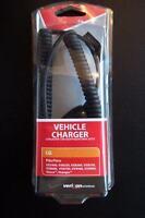eNV LG Vehicle Power Charger Black Verizon Original