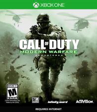 Call of Duty: Modern Warfare Remastered Xbox One New Xbox One,Xbox One