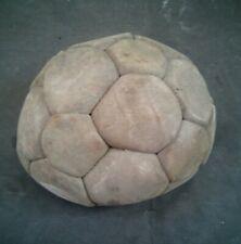 New listing vintage Real leather Football Ball Nº5 32 panels Soccer ball
