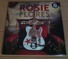 ROSIE FLORES Working Girl's Guitar Vinyl Lp SEALED & BOBBY VEE & MOTHER TRUCKERS