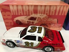 1986 Mark Martin #31 Fat Boys BBQ Ford Thunderbird Historical