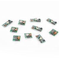 5Pcs 433Mhz RF transmitter and receiver kit Module Arduino ARM WL MCU Rasp ODIU