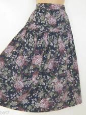 Laura Ashley Wool Calf Length A-line Skirts for Women