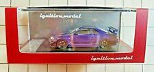 Ignition Model 1/64 Nissan Skyline NISMO R34 GT-R Z-tune Purple Metallic IG2127