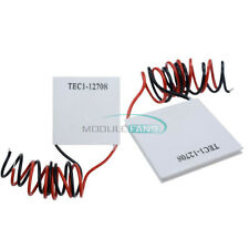 TEC1-12708 Heatsink Thermoelectric Cooler Cooling Peltier Plate Module DC12V