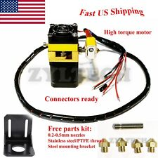 Right Hand MK8 Extruder Print Head  w/ Stepper Motor Nozzle & fan for 3D Printer