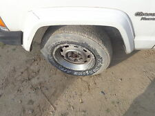 Driver Front Fender Wheel Well Moulding Jeep Cherokee Pioneer 84 85 86 87 88 89
