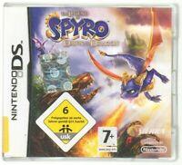 THE LEGEND OF SPYRO DAWN OF THE DRAGON Triangolo Rosa Nintendo DS PAL SPAGNOLO
