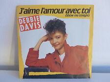 DEBBIE DAVIS J aime l amour avec toi 249450 7