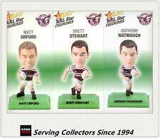 2008 Select NRL Color Figurine Collectable Trading CARDS team Set Manly (3)