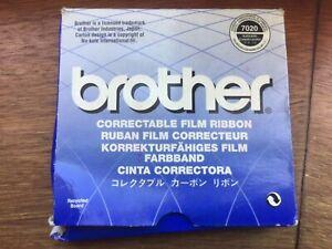 New sealed & boxed 7020 Black Genuine Original Correctable Film Ribbon old stock