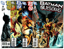 Batman and the Outsiders #1-14 Complete (2007) DC VF/NM to NM-