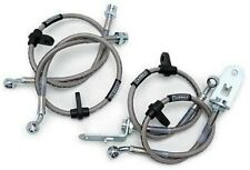 Russell Front & Rear Stainless Steel Brake Lines 1999-2000 Civic Si w/ Rear Disc