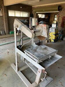 Clipper bricksaw / block saw