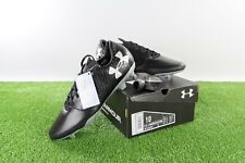Under Armour UA Team Magnetico Hybrid Soccer Cleat 3021839-001 Size 10 Blk