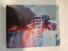 steelbook steel book box metal battlefield 5 V BF5 BF V 5 no game sans jeu