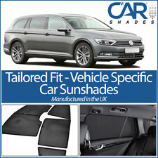 VW PASSAT ESTATE 2015> UV CAR SHADES WINDOW SUN BLINDS PRIVACY GLASS TINT DARK
