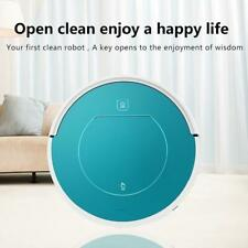 Robotic Vacuum Cleaner Intelligent Automatic Floor Clean Machine  Household