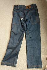 Motorbike Lined Jeans Size 32 Waist