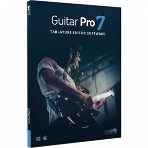 NEW Arobas Music Guitar Pro 7 Tablature Editor PC/MAC