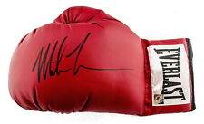 Iron Mike Tyson Autographed Signed Everlast Boxing Glove ASI Proof