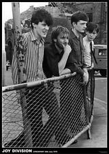 JOY DIVISION - VINTAGE MUSIC PHOTO POSTER - 23x33 UK IMPORT 49511