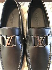 Louis Vuitton Monte Carlo Car Shoe  Black Sz LV8 US 10-10.5 MSRP $650+