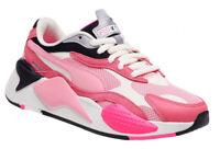 Puma RS-X3 Puzzle Damen Sneaker Gr. 37,5 Sportschuhe Freizeitschuhe Schuhe Pink