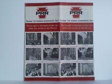 Pennsylvania Railroad (PRR) (Hrsg.): Passenger Train Schedules, ...