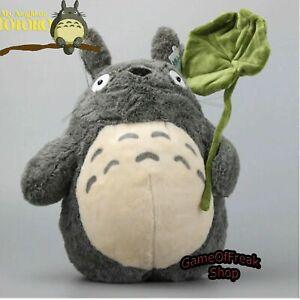 Figura Mein Nachbar Totoro Hayao Miyazaki Studio Ghibli 38cm Plüschfigur