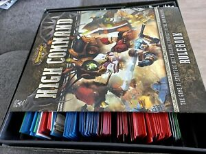 'Warmachine: High Command' Board Game (2013) COMPLETE in GC