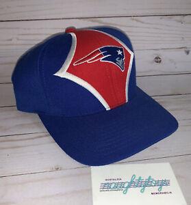 Vtg 90's Embroidered New England Patriots NFL Pro Line Adjustable Hat Starter