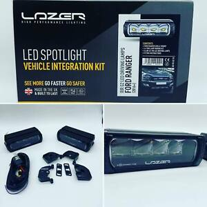 Lazer lamp for Ford Ranger 2016 - 2019 LED Working Lamps