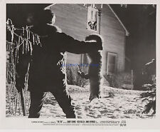 THE FOX 1968 8X10 SANDY DENNIS ANNE HEYWOOD KEIR DULLEA CLASSIC LESBIAN ROMANCE