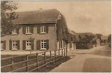 Wegberg-Holtum bei Erkelenz im Kreis Heinsberg Ortspartie Ansichtskarte 1919