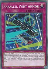 Yu-Gi-Oh: PARALLEL PORT ARMOR - EXFO-EN066 - Common Card