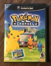 Pokemon Channel Nintendo GameCube ~ Good Condition! Works Great! Fast Shipping!